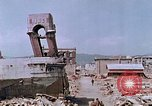 Image of destructed building Hiroshima Japan, 1946, second 41 stock footage video 65675042168