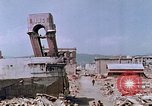 Image of destructed building Hiroshima Japan, 1946, second 43 stock footage video 65675042168