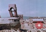 Image of destructed building Hiroshima Japan, 1946, second 44 stock footage video 65675042168