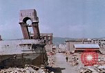 Image of destructed building Hiroshima Japan, 1946, second 50 stock footage video 65675042168
