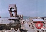 Image of destructed building Hiroshima Japan, 1946, second 51 stock footage video 65675042168
