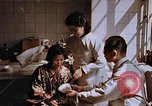 Image of victim of atomic explosion Hiroshima Japan, 1946, second 5 stock footage video 65675042174
