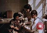 Image of victim of atomic explosion Hiroshima Japan, 1946, second 6 stock footage video 65675042174