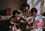 Image of victim of atomic explosion Hiroshima Japan, 1946, second 8 stock footage video 65675042174