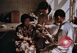 Image of victim of atomic explosion Hiroshima Japan, 1946, second 10 stock footage video 65675042174