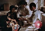 Image of victim of atomic explosion Hiroshima Japan, 1946, second 21 stock footage video 65675042174