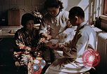 Image of victim of atomic explosion Hiroshima Japan, 1946, second 23 stock footage video 65675042174