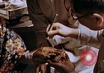 Image of victim of atomic explosion Hiroshima Japan, 1946, second 56 stock footage video 65675042174