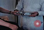 Image of operating an arm Hiroshima Japan, 1946, second 33 stock footage video 65675042175
