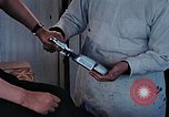 Image of operating an arm Hiroshima Japan, 1946, second 35 stock footage video 65675042175