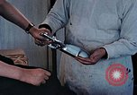 Image of operating an arm Hiroshima Japan, 1946, second 37 stock footage video 65675042175