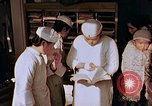 Image of atomic bomb victims receive medical treatment Hiroshima Japan, 1946, second 30 stock footage video 65675042179