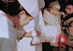 Image of atomic bomb victims receive medical treatment Hiroshima Japan, 1946, second 49 stock footage video 65675042179