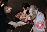 Image of atomic bomb victims receive medical treatment Hiroshima Japan, 1946, second 50 stock footage video 65675042179