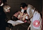 Image of atomic bomb victims receive medical treatment Hiroshima Japan, 1946, second 51 stock footage video 65675042179