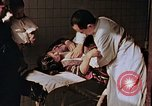 Image of atomic bomb victims receive medical treatment Hiroshima Japan, 1946, second 52 stock footage video 65675042179