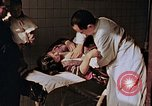 Image of atomic bomb victims receive medical treatment Hiroshima Japan, 1946, second 53 stock footage video 65675042179