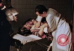Image of atomic bomb victims receive medical treatment Hiroshima Japan, 1946, second 55 stock footage video 65675042179