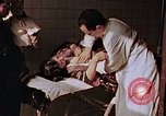 Image of atomic bomb victims receive medical treatment Hiroshima Japan, 1946, second 59 stock footage video 65675042179
