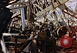 Image of fire truck trapped Nagasaki Japan, 1946, second 44 stock footage video 65675042182
