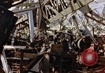 Image of fire truck trapped Nagasaki Japan, 1946, second 46 stock footage video 65675042182