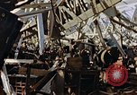 Image of fire truck trapped Nagasaki Japan, 1946, second 51 stock footage video 65675042182