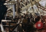 Image of fire truck trapped Nagasaki Japan, 1946, second 55 stock footage video 65675042182
