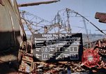 Image of steel beam structure Nagasaki Japan, 1946, second 47 stock footage video 65675042183