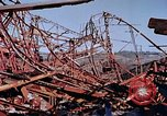 Image of steel beam structure Nagasaki Japan, 1946, second 60 stock footage video 65675042183
