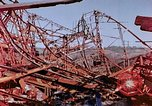 Image of steel beam structure Nagasaki Japan, 1946, second 61 stock footage video 65675042183