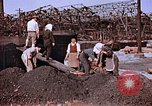 Image of Japanese laborers Nagasaki Japan, 1946, second 39 stock footage video 65675042192