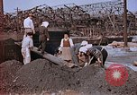 Image of Japanese laborers Nagasaki Japan, 1946, second 45 stock footage video 65675042192