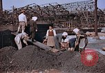 Image of Japanese laborers Nagasaki Japan, 1946, second 46 stock footage video 65675042192