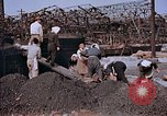 Image of Japanese laborers Nagasaki Japan, 1946, second 48 stock footage video 65675042192