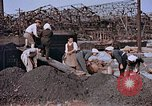 Image of Japanese laborers Nagasaki Japan, 1946, second 50 stock footage video 65675042192