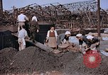 Image of Japanese laborers Nagasaki Japan, 1946, second 51 stock footage video 65675042192