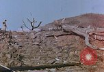 Image of rubble cleared after atomic bomb explosion Nagasaki Japan, 1946, second 2 stock footage video 65675042193