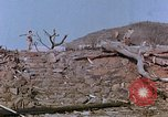 Image of rubble cleared after atomic bomb explosion Nagasaki Japan, 1946, second 4 stock footage video 65675042193