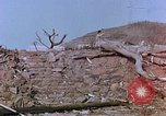 Image of rubble cleared after atomic bomb explosion Nagasaki Japan, 1946, second 9 stock footage video 65675042193