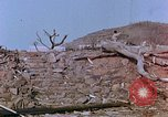 Image of rubble cleared after atomic bomb explosion Nagasaki Japan, 1946, second 10 stock footage video 65675042193