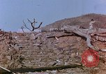 Image of rubble cleared after atomic bomb explosion Nagasaki Japan, 1946, second 12 stock footage video 65675042193