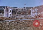 Image of rubble cleared after atomic bomb explosion Nagasaki Japan, 1946, second 16 stock footage video 65675042193