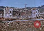 Image of rubble cleared after atomic bomb explosion Nagasaki Japan, 1946, second 17 stock footage video 65675042193