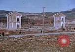 Image of rubble cleared after atomic bomb explosion Nagasaki Japan, 1946, second 18 stock footage video 65675042193