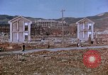 Image of rubble cleared after atomic bomb explosion Nagasaki Japan, 1946, second 21 stock footage video 65675042193
