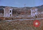 Image of rubble cleared after atomic bomb explosion Nagasaki Japan, 1946, second 22 stock footage video 65675042193