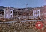 Image of rubble cleared after atomic bomb explosion Nagasaki Japan, 1946, second 24 stock footage video 65675042193