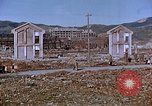 Image of rubble cleared after atomic bomb explosion Nagasaki Japan, 1946, second 26 stock footage video 65675042193