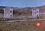 Image of rubble cleared after atomic bomb explosion Nagasaki Japan, 1946, second 28 stock footage video 65675042193