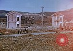 Image of rubble cleared after atomic bomb explosion Nagasaki Japan, 1946, second 31 stock footage video 65675042193